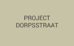 project_dorpsstraat